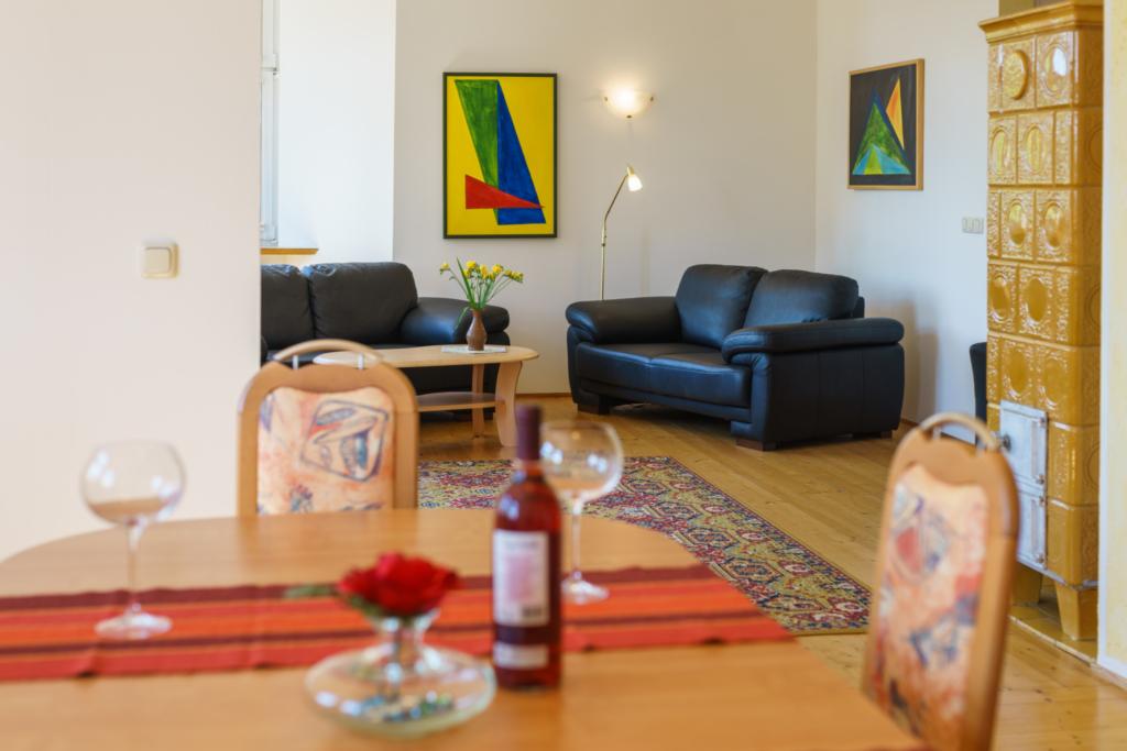 Ferienwohnungen Haney, belle etage