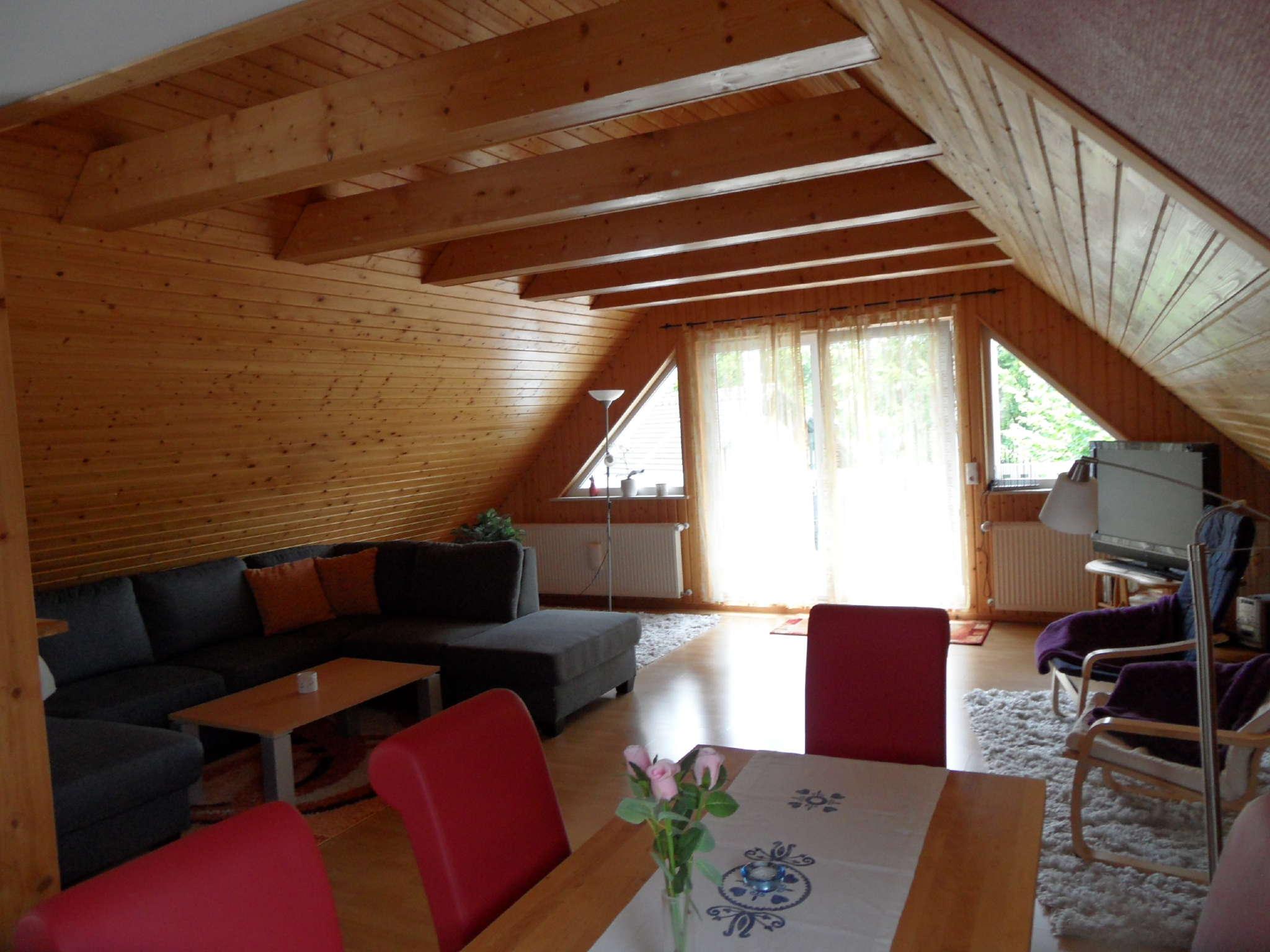 W5 Teilansicht Wohnraum - Küche