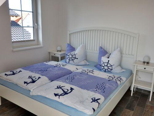 1 von 4 Schlafzimmern (Obergeschoss)