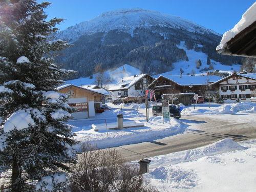Blick aus dem Wohnzimmer ( Breitenberg )