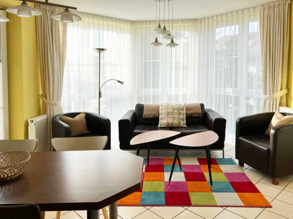 Dünen-Residenz mit Meerblick, 3-Raum-Wohnung A 08