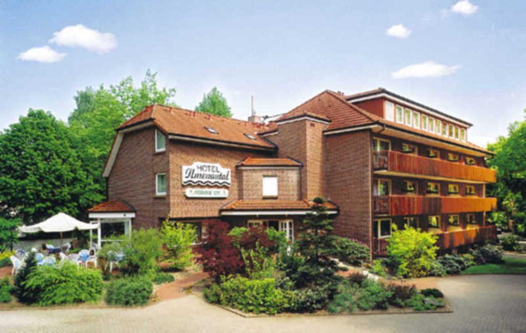 Hotel Ilmenautal, Einzelzimmer Souterrain