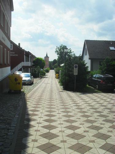 Zufahrtstrasse