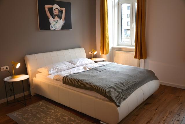 Vienna-Vintage-Apartment, Studioapartment 1
