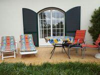 2 Ferienwohnungen in alleinliegender Villa, 1 Studiowohnung ( 30 qm. ) für 2 Personen, Schlafzimmer  in Algarve - kleines Detailbild