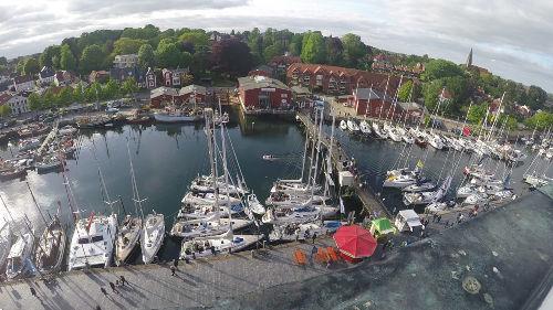 Hafen Eckernf�rde
