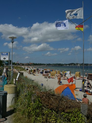 Eckerf�rder Strandleben