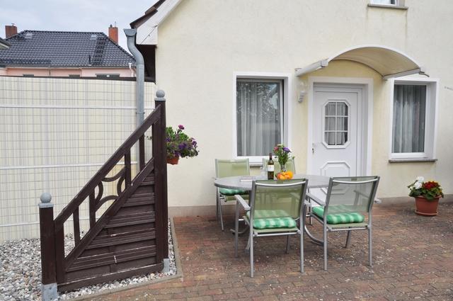 Ferienhaus Scharlau, Ferienhaus