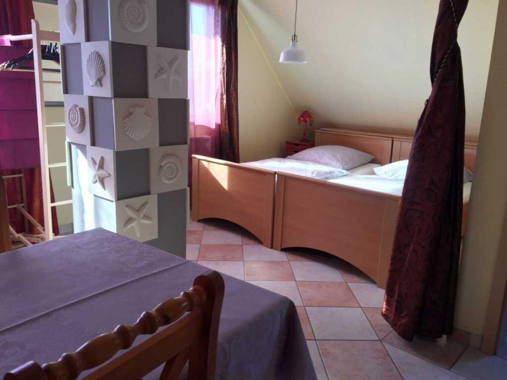 Ferienwohnungen in Bansin, Ein-Raum-Ferienwohnung
