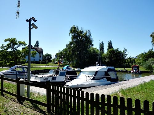 Hafen Balm- 400 m von Ihrer Unterkunft