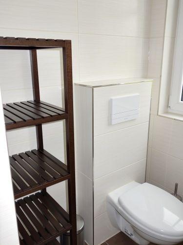 Gäste - Bad im Erdgeschoss