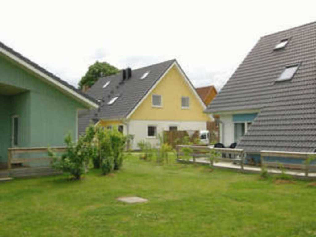 Freiraum Babke, Ferienhaus Teichrose