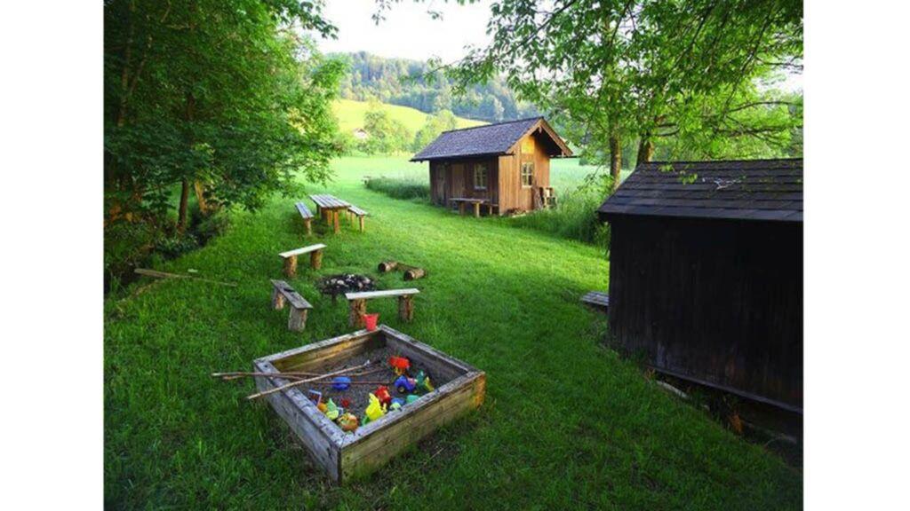Weberhof Nußbaumer, Panoramablick