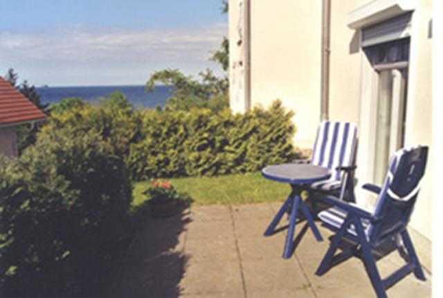 Haus am Kliff, Ferienwohnung Oettel