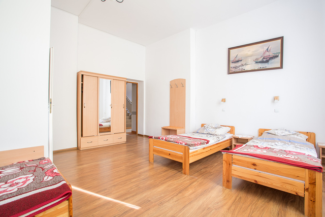 Sanatorium Wodnik Swinem�nde, 2 Betten Studio (Nr.