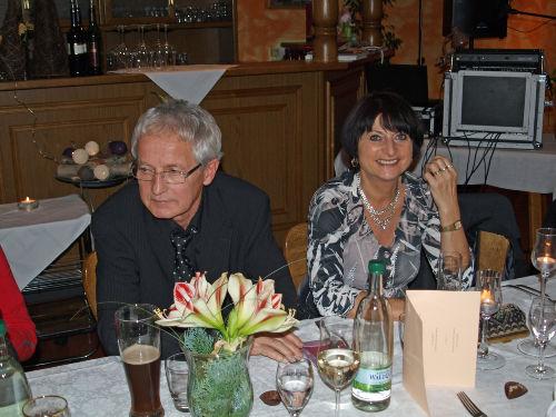Bernd und Karola Juchheim