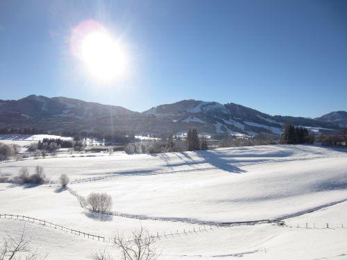 Super für Skifahrer und Langlauffreunde