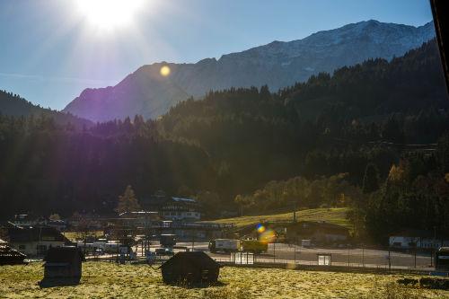 Umgebung von Ferienwohnungen Wilhelm - Fewo Hausberg