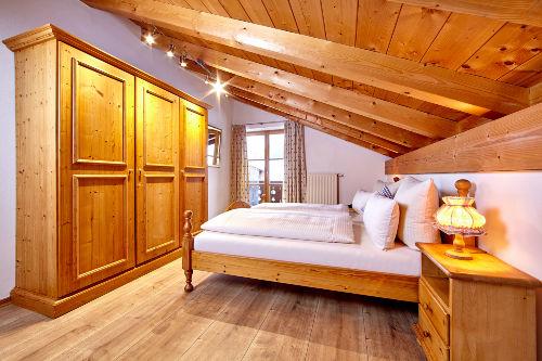 Schlafzimmer - Ansicht 1