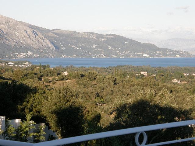 Villa Gaia, Villa