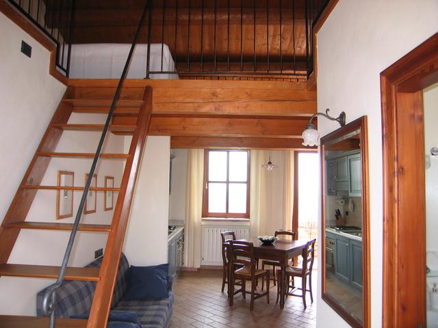 Casa Casarica, Fewo 'Azzurro'