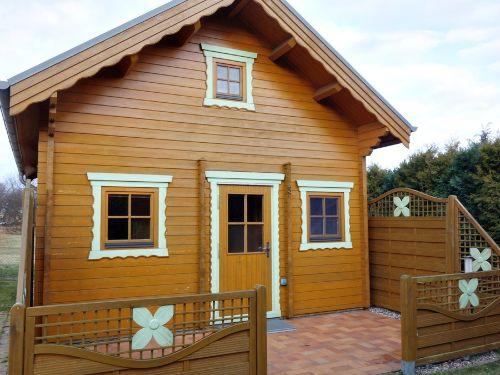 Zusatzbild Nr. 11 von Holzblockferienhaus Nr. 2