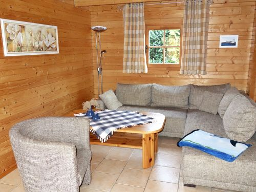 Zusatzbild Nr. 01 von Holzblockferienhaus Nr. 3