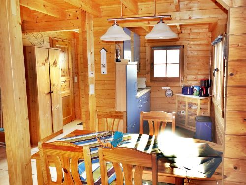 Zusatzbild Nr. 04 von Holzblockferienhaus Nr. 3