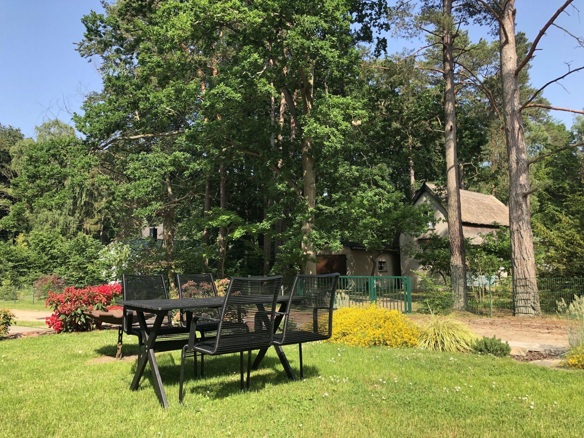 Umgebung von Exklusive Ferienwohnung Kölpinsee