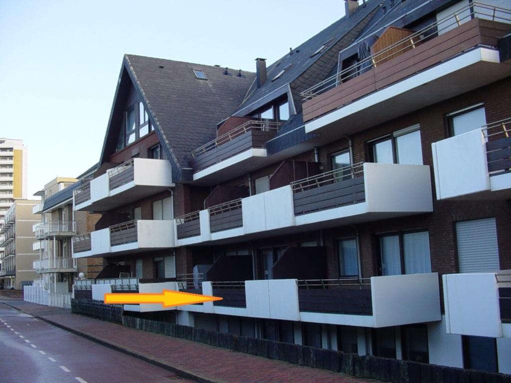 Haus Belvedere App. 3, Appartement 3 im Haus Belve