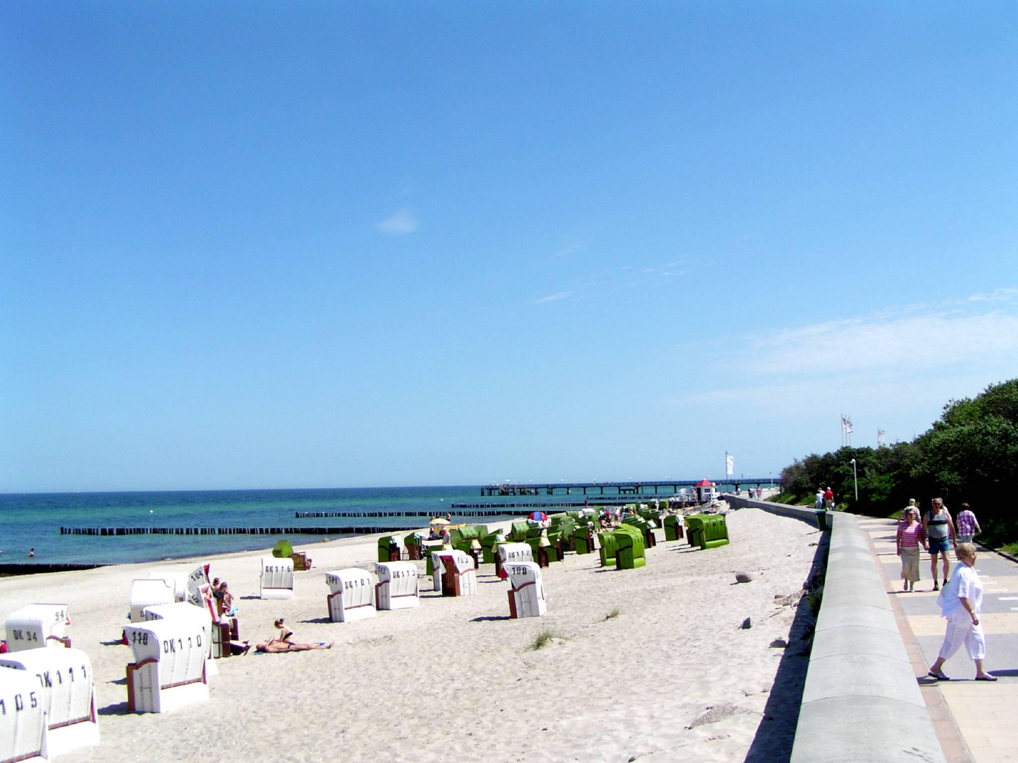 Strand+Promenade. Nur ca 20m entfernt !!