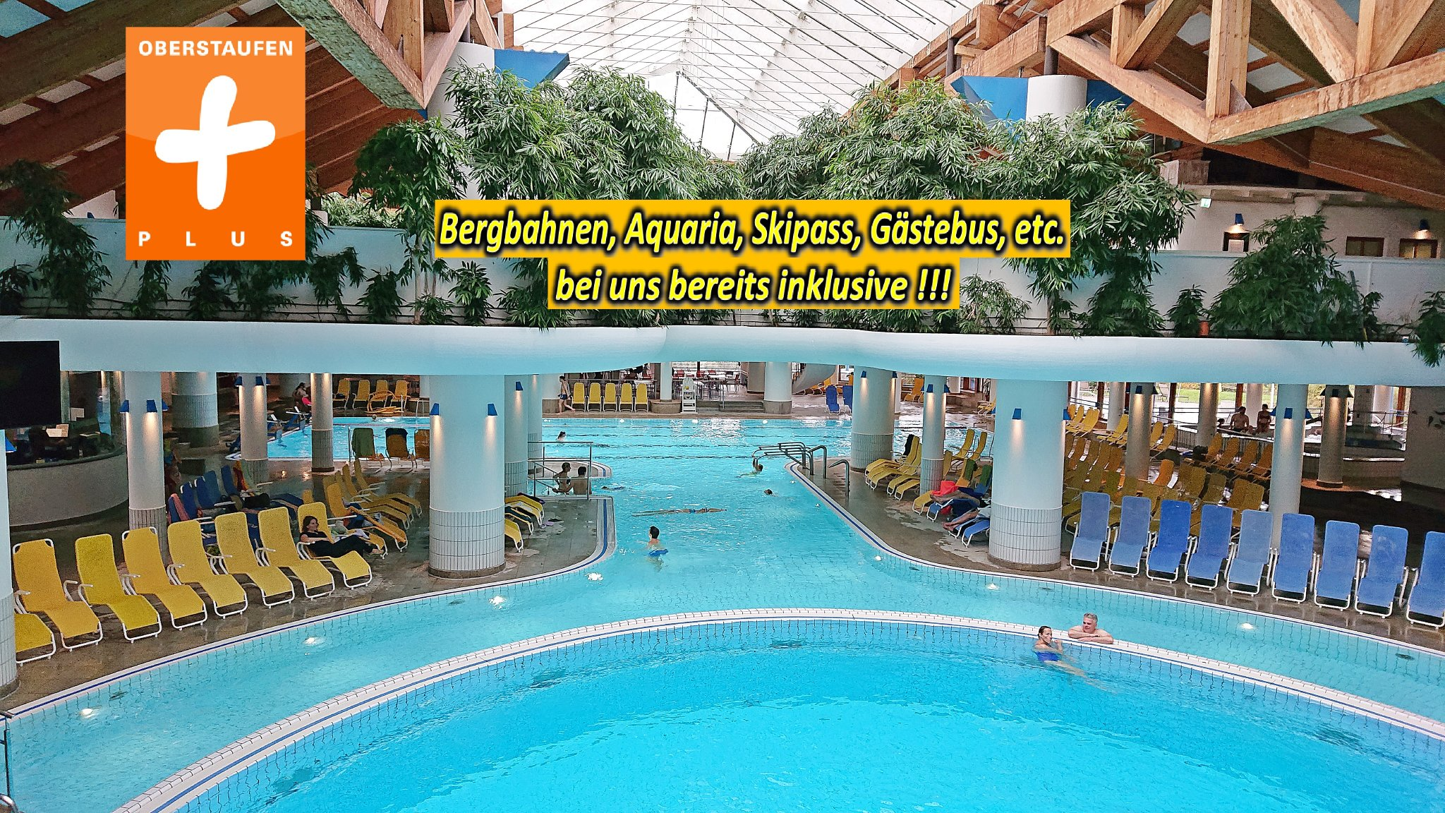 Badeland Aquaria (gratis), � Oberstaufen