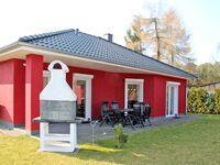 rotes Ferienhaus im Fischerdorf, rotes Ferienhaus in Freest - kleines Detailbild