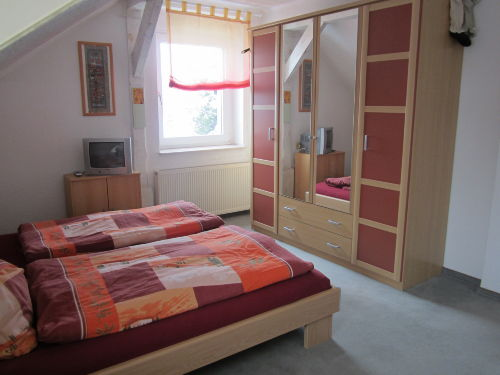 Schlafzimmer Fewo.