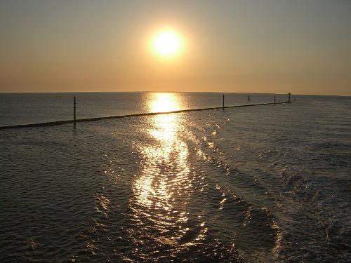 Traumhafte Sonnenunterg�nge