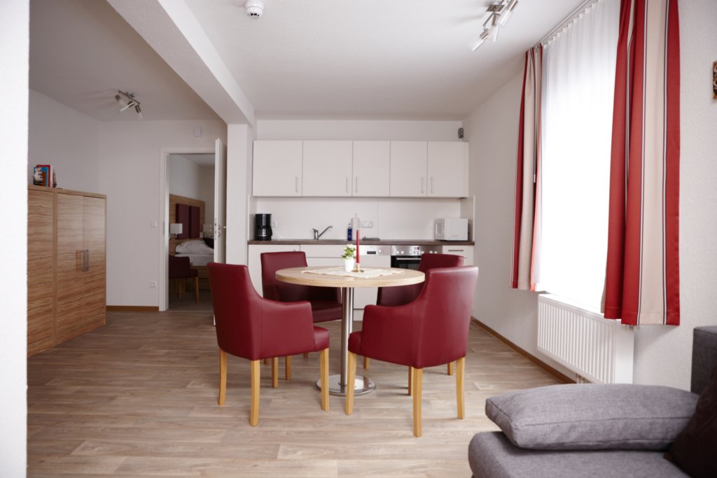 Ferienwohnungen-Appartements, Appartement 'Käptens