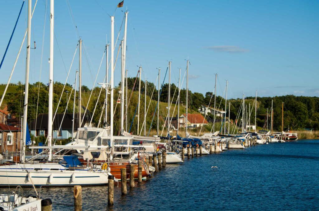Ferienappartement 'Meeresblick' in Sellin