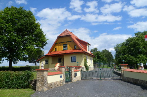 Au�enansicht Ferienhaus Regina G�tz