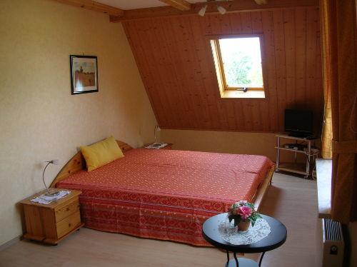 zweites Schlafzimmer im OG