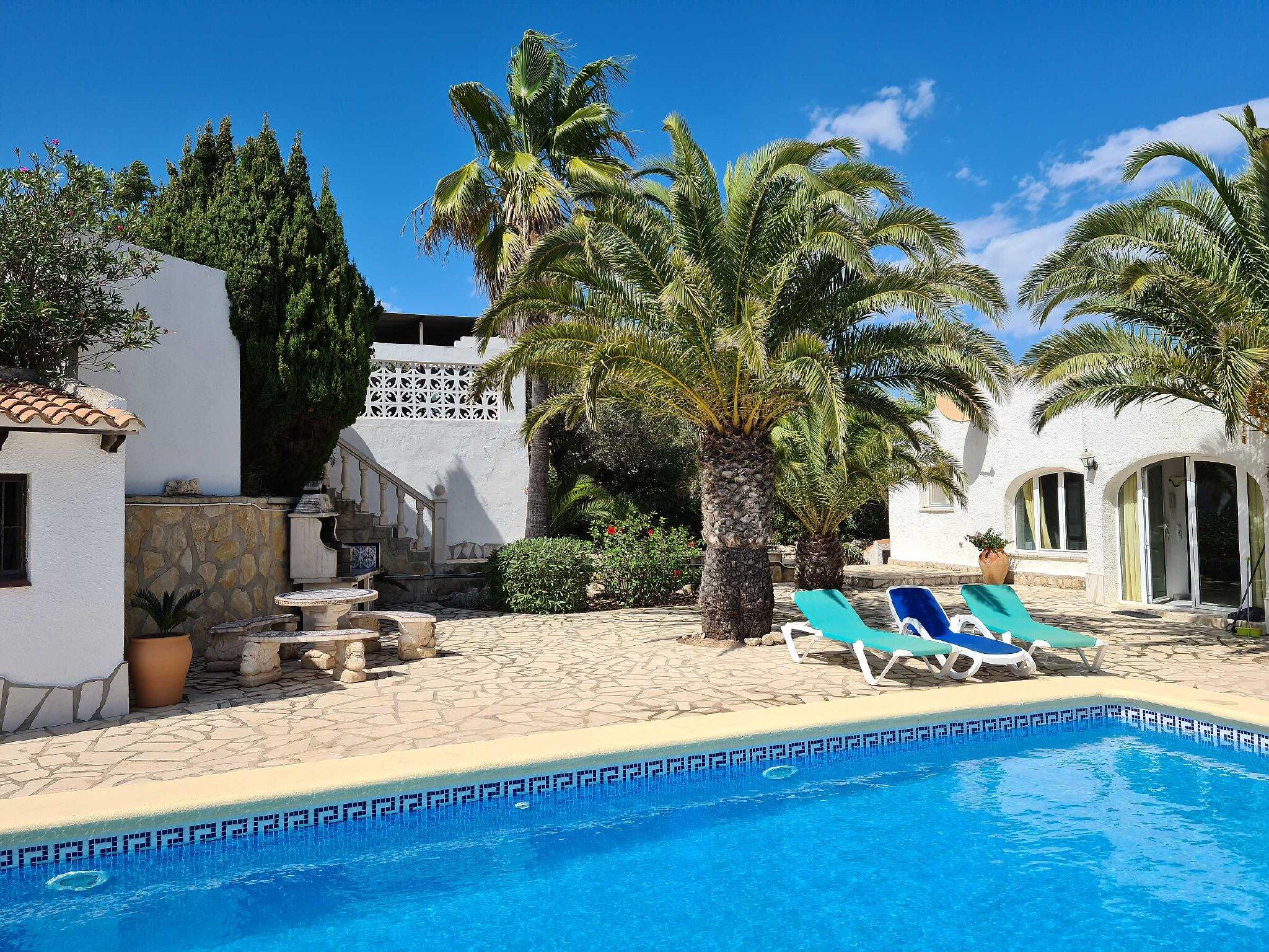 Terrasse/Pool/Garten