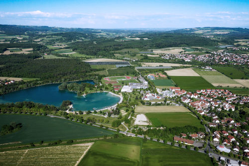 Naturerlebnisbad Schlosssee Salem