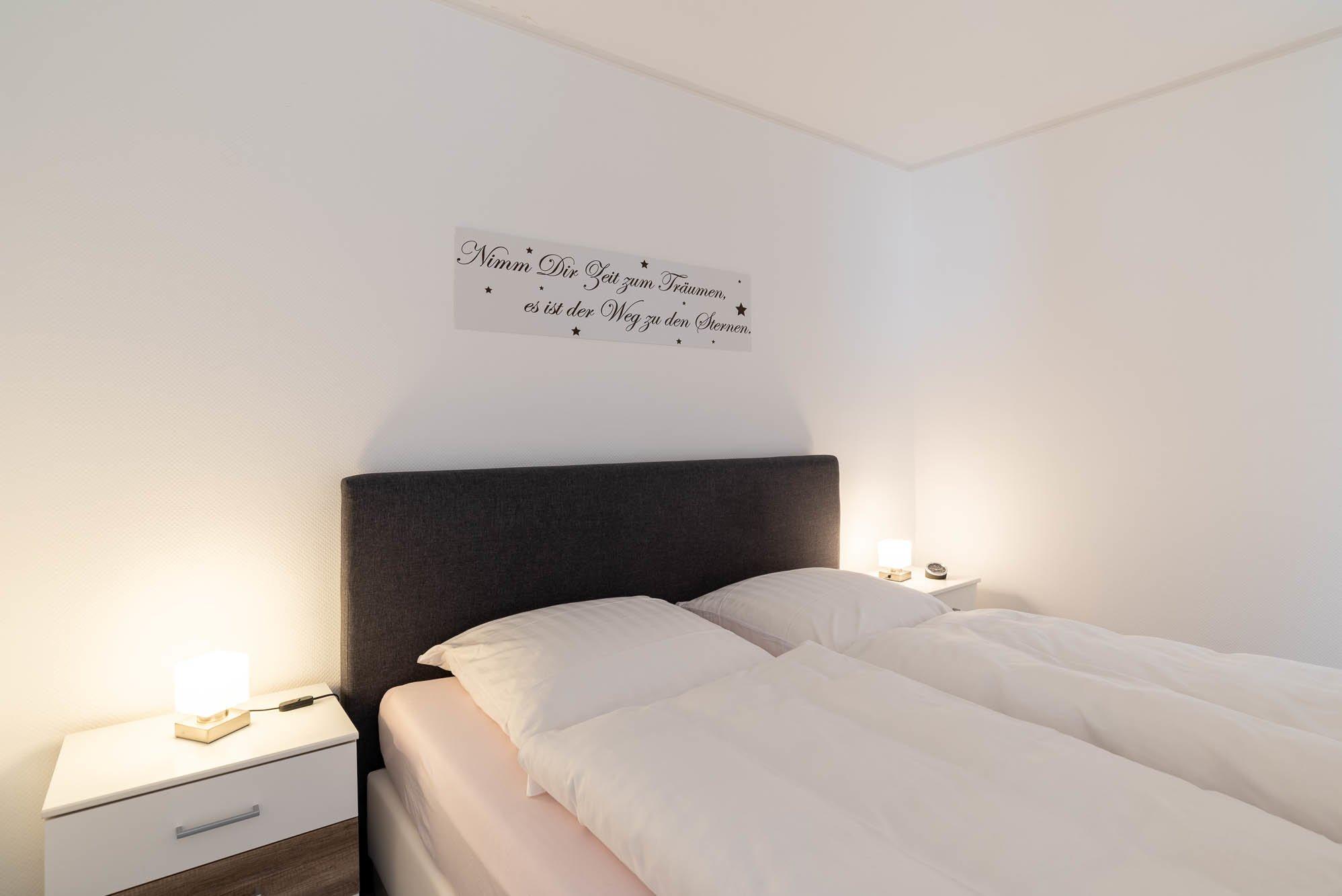 """Das """"kleine"""" Zimmer mit Meerblick"""