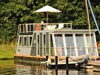 Hausboot Ueckermünde, Hausboot Xenia - Haustier möglich in Ueckermünde - kleines Detailbild