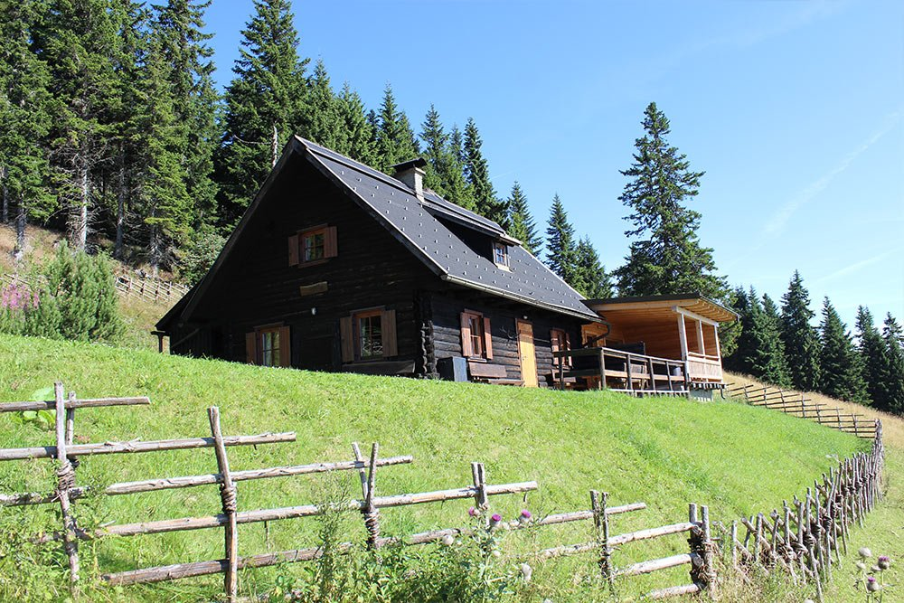 Detailbild von Primus Hütte