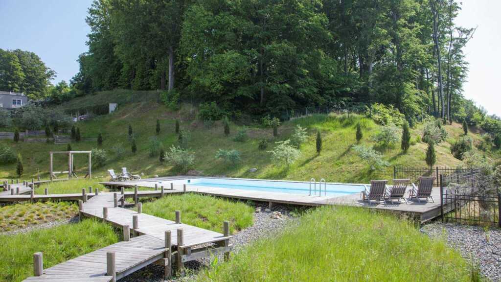 Sellin 02 - Villa 'Philine' direkt am Hochufer, 'W