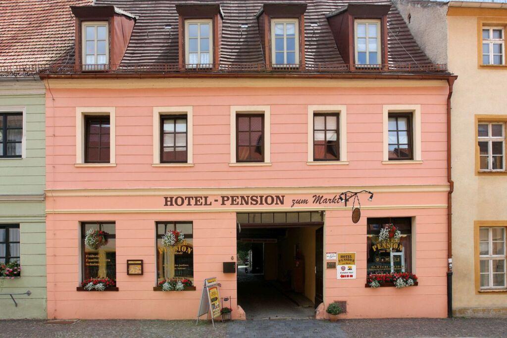 .Hotel zum Markt, Dreibettzimmer