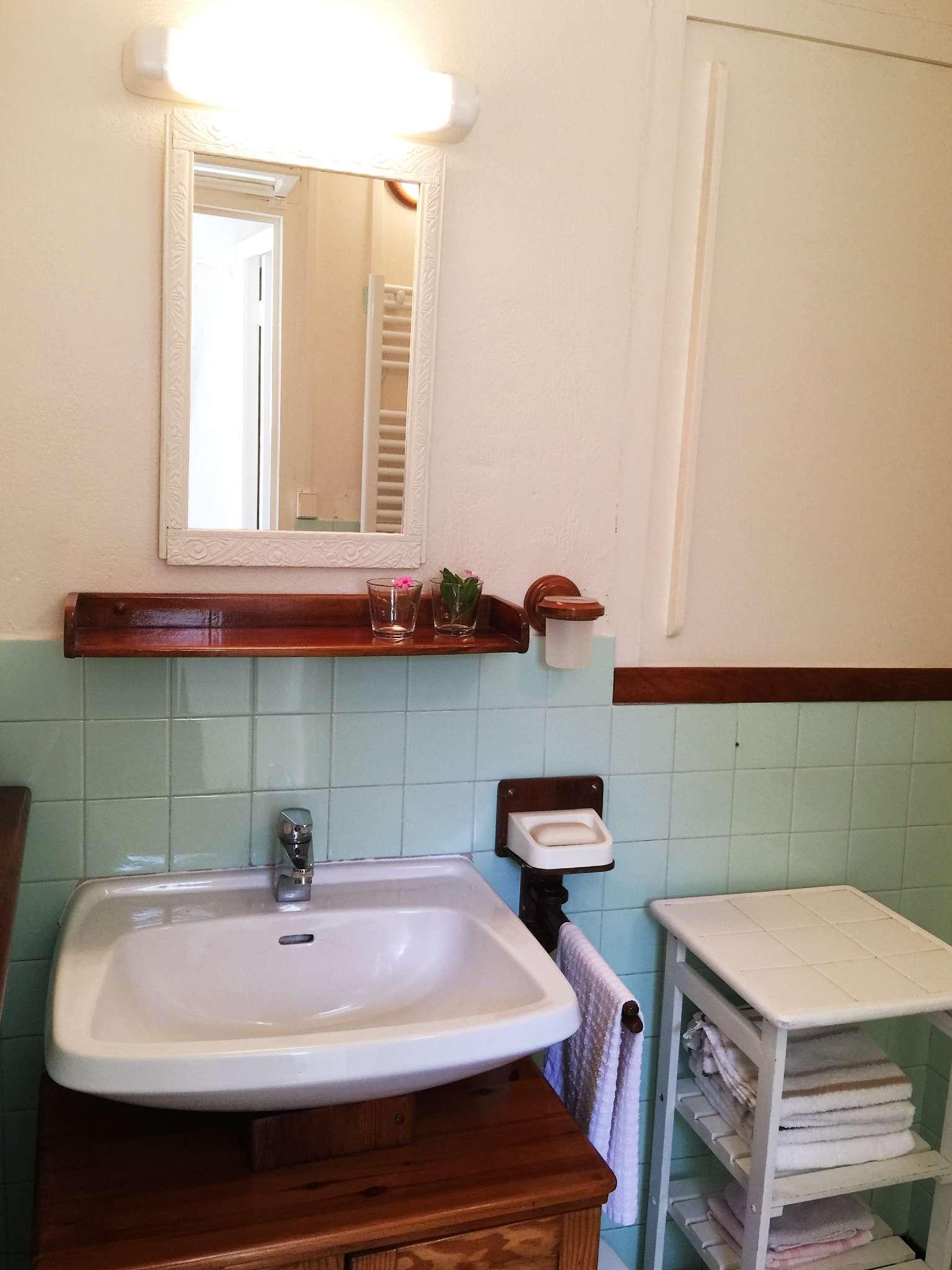 Badezimmer Nebenhaus