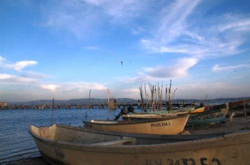 Hafen von Peyriac de Mer