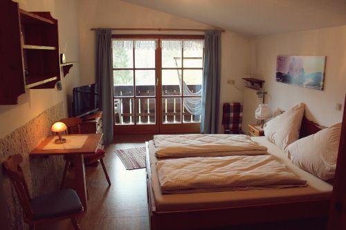 Detailbild von Gästezimmer im Berggasthof Gerstreit