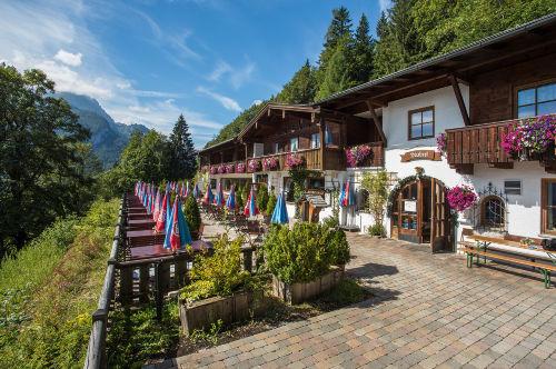 Zusatzbild Nr. 02 von Gästezimmer im Berggasthof Gerstreit
